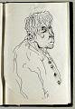 View Sketchbook of Ramón Carulla 1980 digital asset: sketch 58