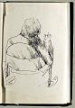 View Sketchbook of Ramón Carulla 1980 digital asset: sketch 60