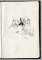 View Sketchbook of Ramón Carulla 1980 digital asset: sketch 50