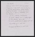 View Lenore Tawney letter to Maryette Charlton digital asset number 0