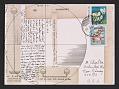 View Lenore Tawney mail art to Maryette Charlton digital asset number 0