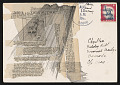 View Lenore Tawney mail art to Maryette Charlton digital asset number 1