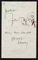 View Alexander Calder to Agnes Rindge Claflin digital asset: page 8