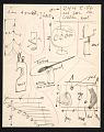 View Alexander Calder letter to Agnes Rindge Claflin digital asset number 0