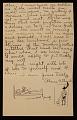 View Alson Skinner Clark letter to Amelia 'Mela' Baker digital asset number 4