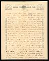 View Alson Skinner Clark letter to Medora Clark digital asset number 2