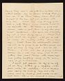 View Alson Skinner Clark letter to Medora Clark digital asset number 3