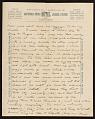 View Alson Skinner Clark letter to Medora Clark digital asset number 4