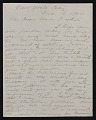 View Robert Henri letter to Elizabeth Campbell Fisher Clay digital asset number 0