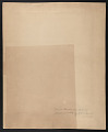 """View Photograph of Charles Caryl Coleman's """"Nuremburg Cabinet"""" in the artist's studio digital asset: verso"""