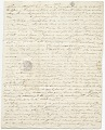 View Thomas Cole letter to George W. Greene digital asset: page 3