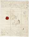 View Thomas Cole letter to George W. Greene digital asset: page 4
