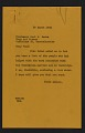 View W.G. Constable, Boston, Massachusetts letter to Paul J. Sachs, Cambridge, Massachusetts digital asset number 0