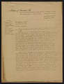 View James N. Rosenberg, Scarsdale, N.Y. letter to W.G. Constable, Cambridge, Massachusetts digital asset number 1