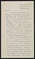 View George L. Stout letter to W. G. Constable digital asset: page