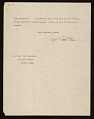 View Edward Warren letter to Frank Gair Macomber, Boston, Mass. digital asset number 1