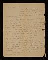 View Roberto Matta Echaurren letter to Joseph Cornell digital asset number 0