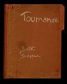 View Toumanova ballet scrapbook digital asset number 0