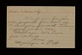 View Marilyn and Pat letter to Joseph Cornell digital asset number 0