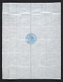 View Joseph Cornell, Flushing, N.Y. letter to Marcel Duchamp, New York, N.Y. digital asset: verso