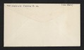 View Joseph Cornell, Flushing, N.Y. letter to Marcel Duchamp, New York, N.Y. digital asset: envelope verso