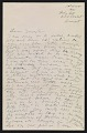 View Pavel Tchelitchew letter to Joseph Cornell digital asset number 0
