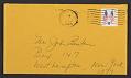 View Lindy Bergman, Chicago, Ill. letter to Betty Benton, Westhampton, N.Y. digital asset: envelope