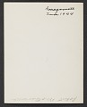 View Robert Motherwell writing digital asset: verso