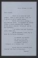 View Teeny Duchamp letter to Joseph Cornell digital asset number 0