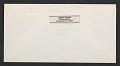 View Aaron Siskind letter to Joseph Cornell digital asset: envelope verso