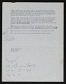 View Robert Motherwell letter to Joseph Cornell digital asset number 2