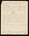 View Marcel Duchamp letter to Suzanne Duchamp digital asset number 1