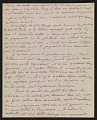 View Marcel Duchamp letter to Jean Crotti and Suzanne Duchamp digital asset number 2