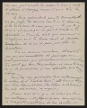 View Marcel Duchamp letter to Jean Crotti and Suzanne Duchamp digital asset number 3