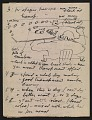 View Reginald Marsh letter to John Steuart Curry digital asset: page 1