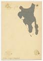 View Portrait of John Singer Sargent as a boy digital asset: verso