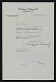 View Gene Davis papers digital asset: Corcoran Gallery of Art and Corcoran School of Art