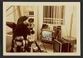 View Gene Davis behind a video camera digital asset number 0