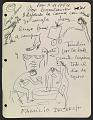 View José de Creeft diary digital asset: page 4