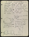View José de Creeft diary digital asset: page 9