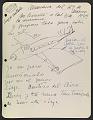View José de Creeft diary digital asset: page 18