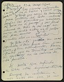 View José de Creeft diary digital asset: page 25
