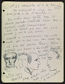 View José de Creeft diary digital asset: page 39