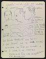 View José de Creeft diary digital asset: page 40
