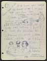 View José de Creeft diary digital asset: page 44