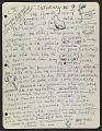 View José de Creeft diary digital asset: page 47