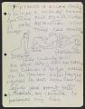 View José de Creeft diary digital asset: page 81