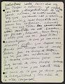 View José de Creeft diary digital asset: page 91