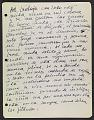View José de Creeft diary digital asset: page 92