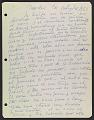 View José de Creeft diary digital asset: page 101